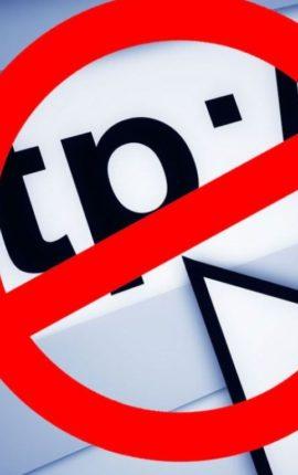 Как обойти блокировку сайта в России