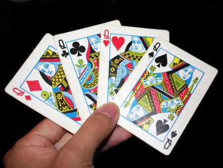Покерные комбинации от высшего к низшему